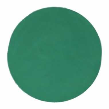 Pastel groene schmink superstar