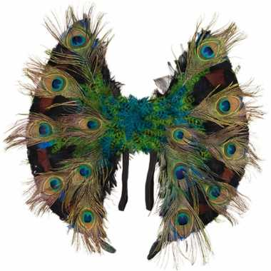Pauwvogel vleugels