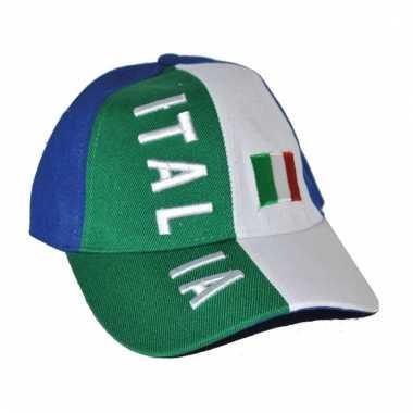 Pet italiaanse kleuren