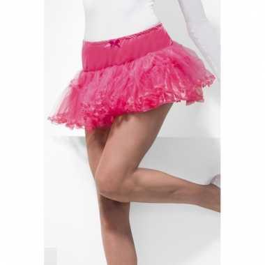 Pettycoat in roze