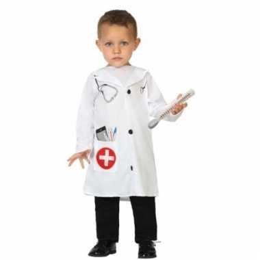Peuter dokters kostuums