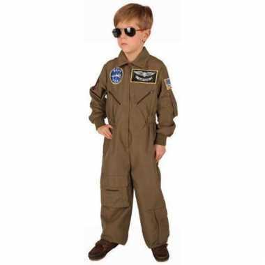 Piloten overall voor kinderen