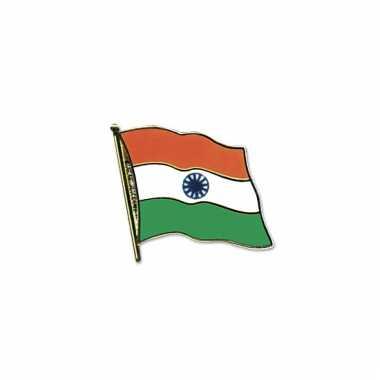 Pin vlaggetje india