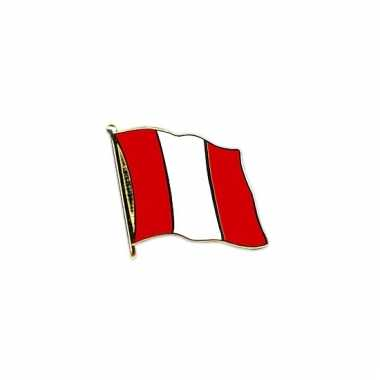 Pin vlaggetje peru