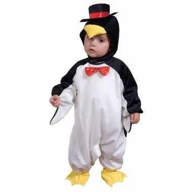 Pinguin verkleedpakje peuters