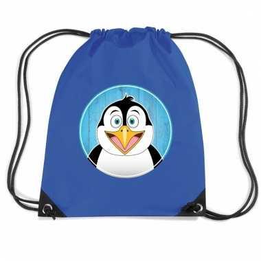 Pinguins rugtas / gymtas voor kinderen