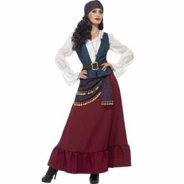 Piraat dames verkleedkleding