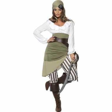 Piraten kostuum voor dames