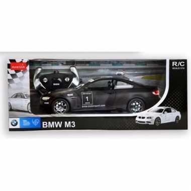 Radiografisch bestuurbare zwarte bmw m3 auto 1 14