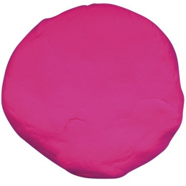 Rayher modelleer klei fuchsia roze 50 gr
