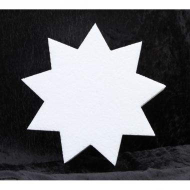 Reclame ster van piepschuim 20 cm