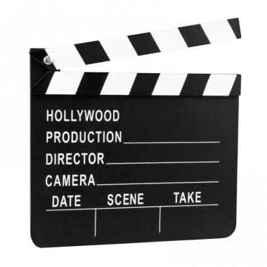 Regisseursbord hollywood