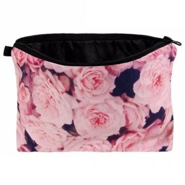 Reistasje met rozen design