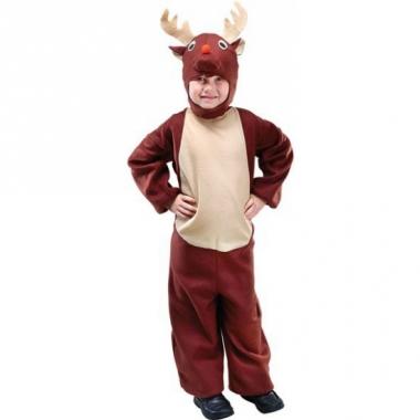 Rendier verkleedkleding voor kids