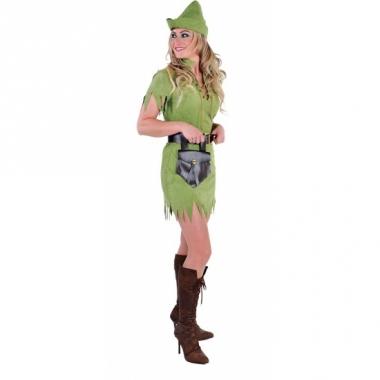 Robin hood carnavalskleding dames