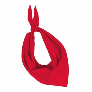 Rode kariban zakdoeken