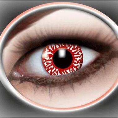 Rode ogen kleurlenzen