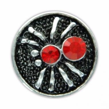 Rode spin drukknoop 1,8 cm
