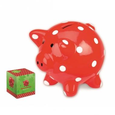 Rode varken spaarpotten