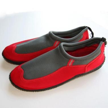 Rode water schoenen voor heren