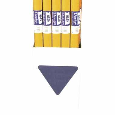 Rol tafelpapier oranje 800x118cm