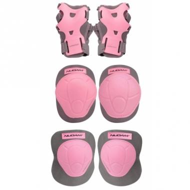Rollerskate kinder beschermers roze