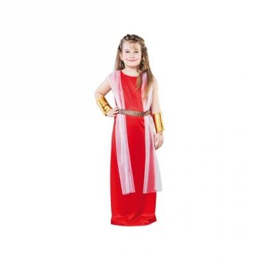 Romein carnavalskostuum voor meiden