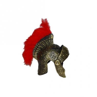 Romeinen helmen goud