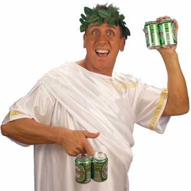 Romeinse hoofd krans groen