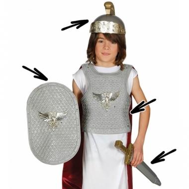 Romeinse ridder verkleedpak voor kids