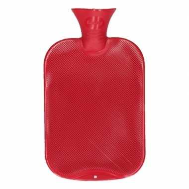 Rood kruiken twee liter