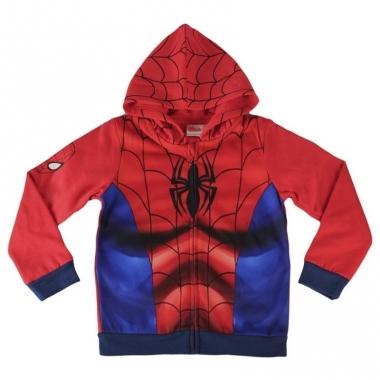 Spiderman hooded sweatshirt