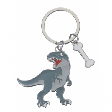 T-rex sleutel hangertje 5 cm
