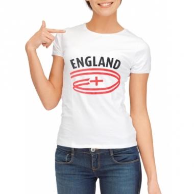 T-shirts met england opdruk voor dames