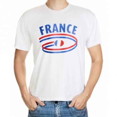 T-shirts met franse opdruk volwassenen