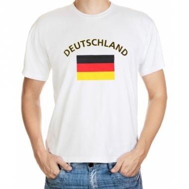 T-shirts van vlag duitsland