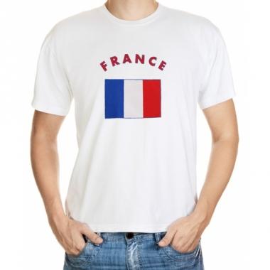T-shirts van vlag frankrijk