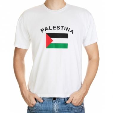 T-shirts van vlag palestina