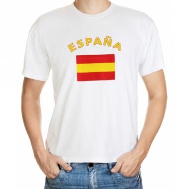 T-shirts van vlag spanje
