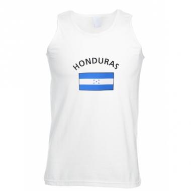 Tanktop met honduras vlag print