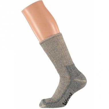 Technische trekking sokken grijs maat 45-47