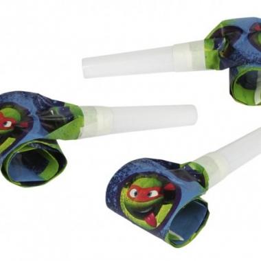 Teenage mutant ninja turtles roltongen