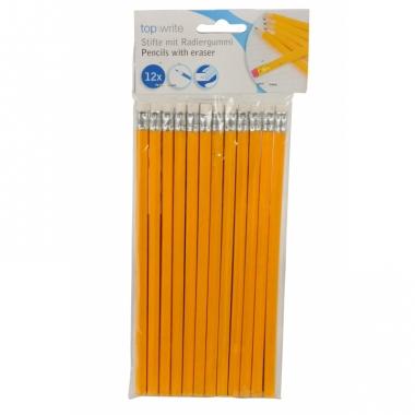 Teken potloden setje van 12 stuks