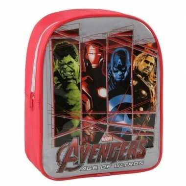The avengers rugtasje voor kinderen