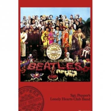 The beatles albumcover megaposter 91,5 cm