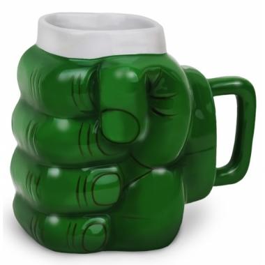 The hulk look koffiemok