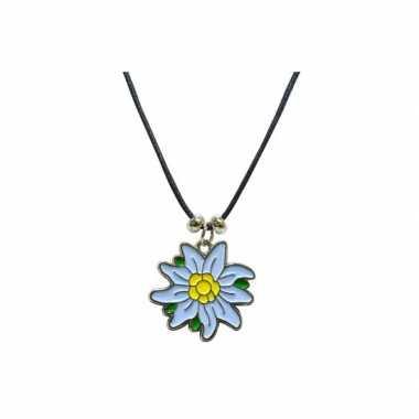 Tiroler ketting edelweiss