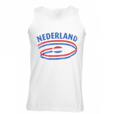 Top met nederland opdruk voor heren