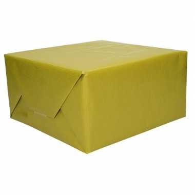 Uni kraftpapier groen 200 cm