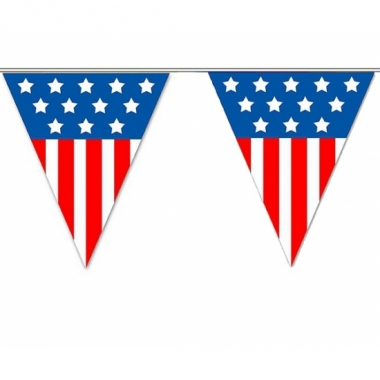 United states vlaggenlijn